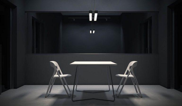 Sorgu Odası Aynası